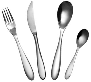 menagere 24 pieces cassiopee