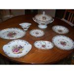 service de table en porcelaine de limoges occasion