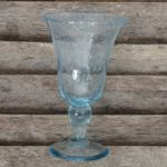 verre a pied fabrication