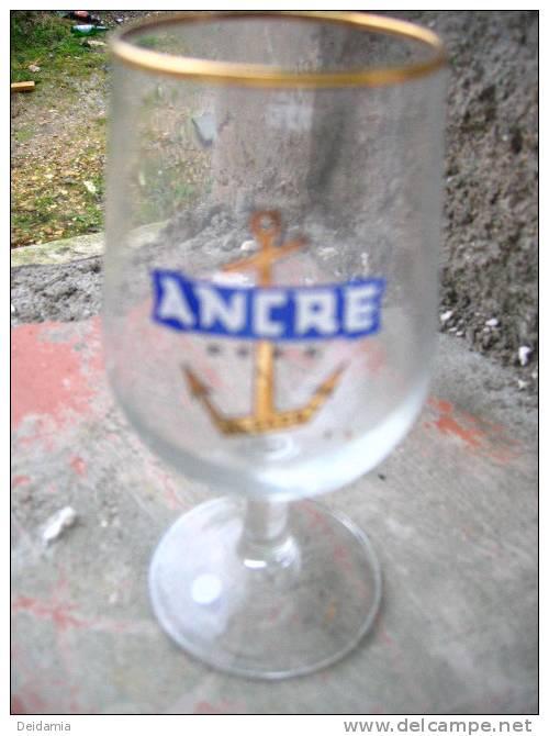 verre a biere ancre