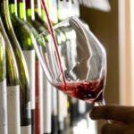 verre a vin histoire