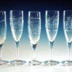 flute a champagne grave