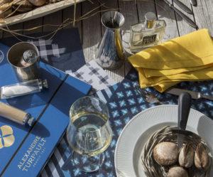 service de table galerie lafayette
