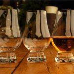 verre a whisky glencairn open bar en coffret(x6)