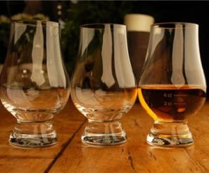 verre a whisky glencairn open bar en coffret(x6)