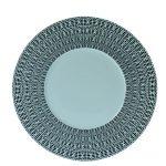 assiette plate blanche leclerc