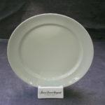 assiette plate celadon jl coquet