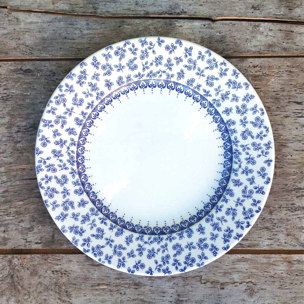 assiette plate diametre 25 cm