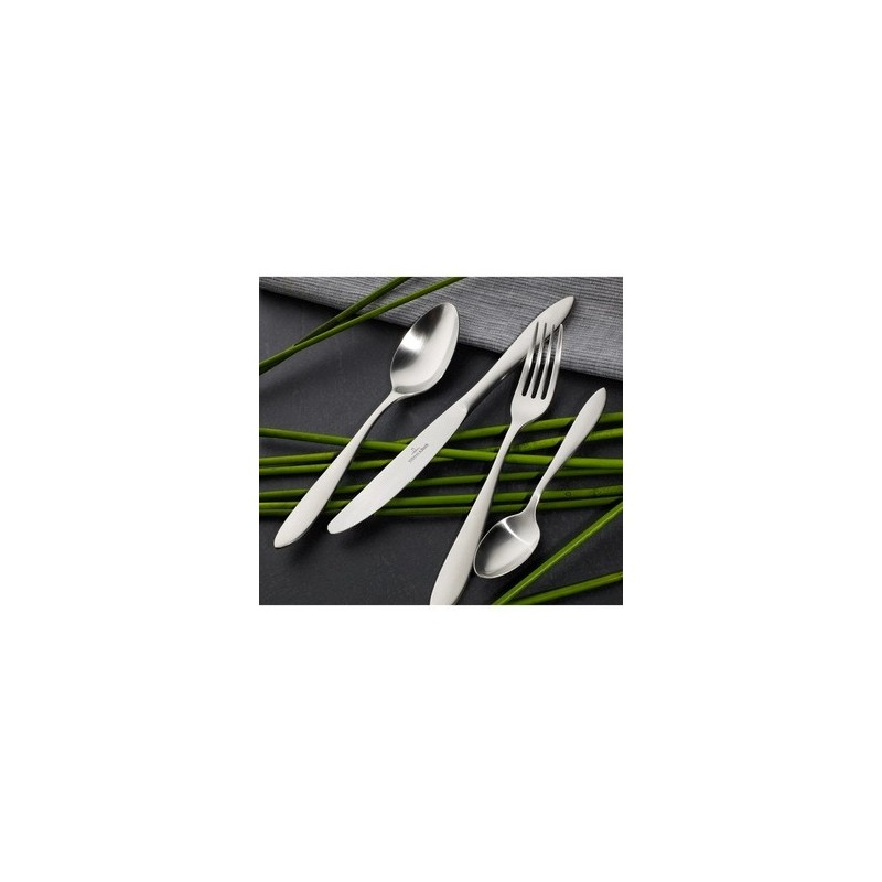 menagere 24 pieces inox brosse arthur brosse