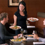 service de table restaurant