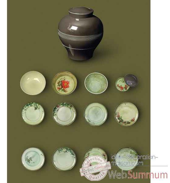 service de table yuan