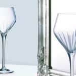 verre a eau cristal d'arc
