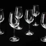 verre a vin forme tulipe